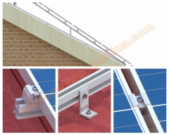 Slope Metallic roof system-Universal